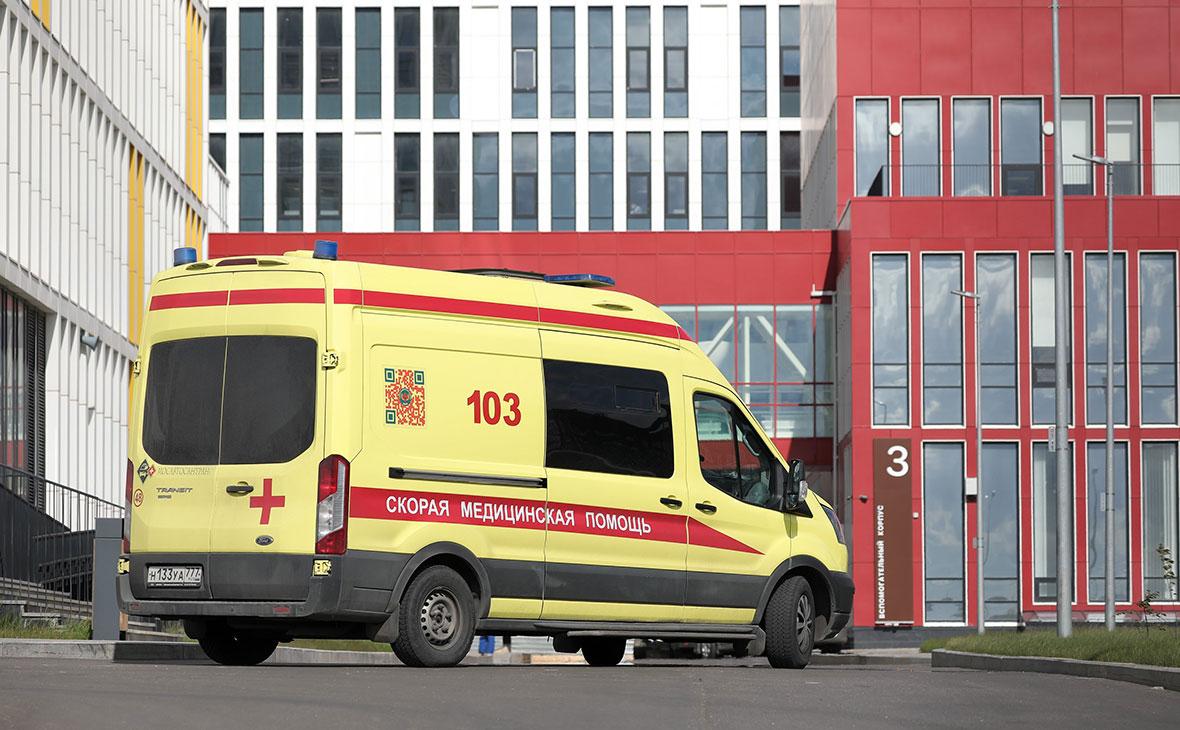 В России зарегистрировали 8952 новых случая коронавируса за сутки