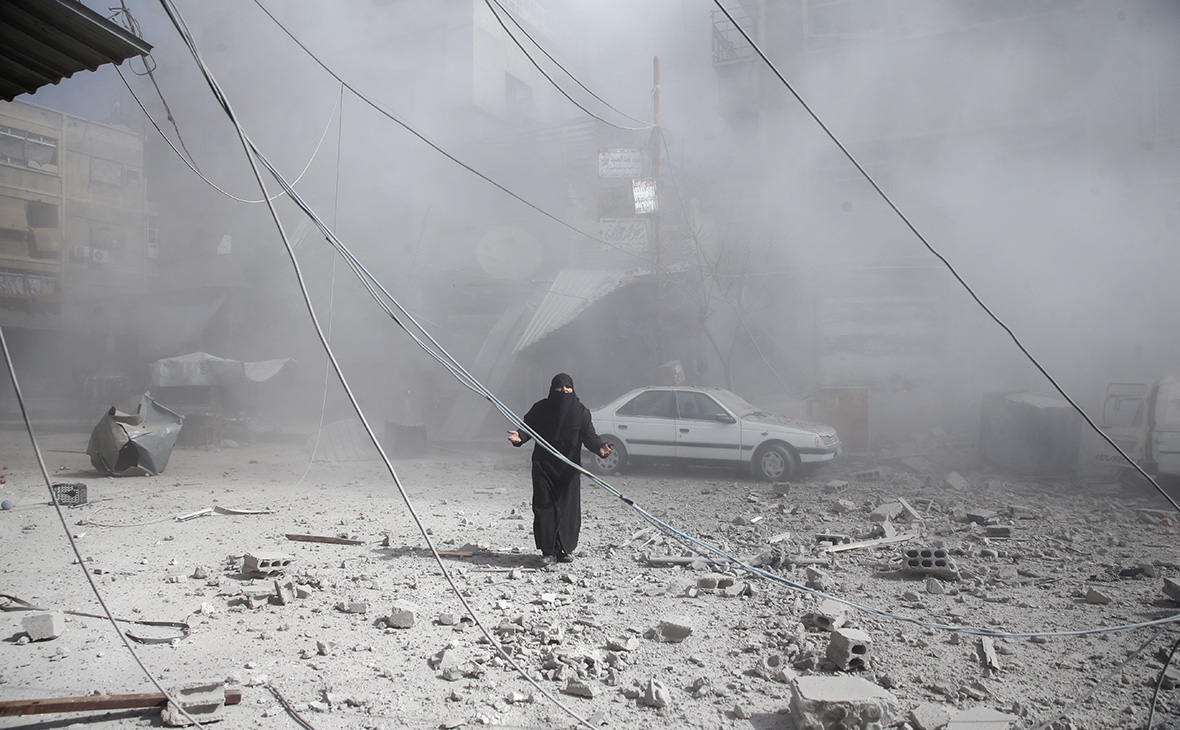 Минобороны объяснило удар коалиции США по сторонникам Асада