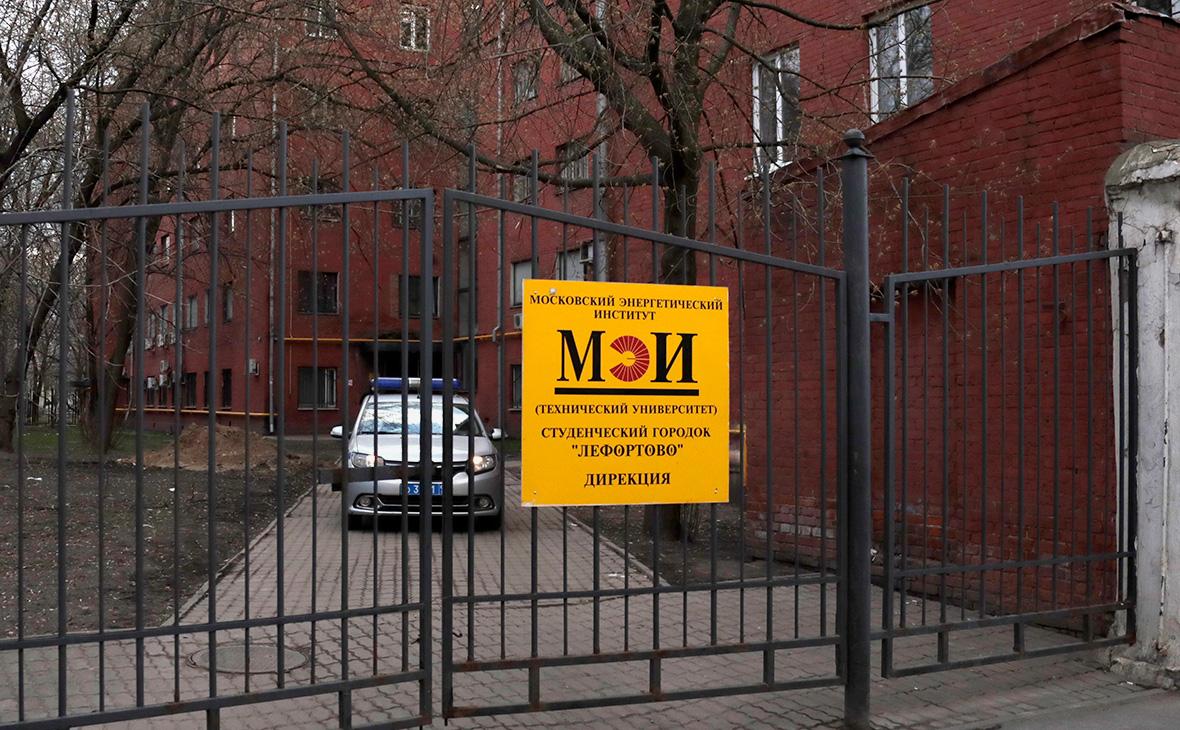 В общежитии МЭИ выявили 44 человека с подозрением на коронавирус