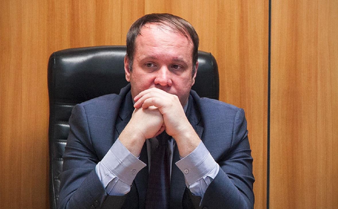Дмитрий Шуров вновь отстранён от должности главы Канавинского района