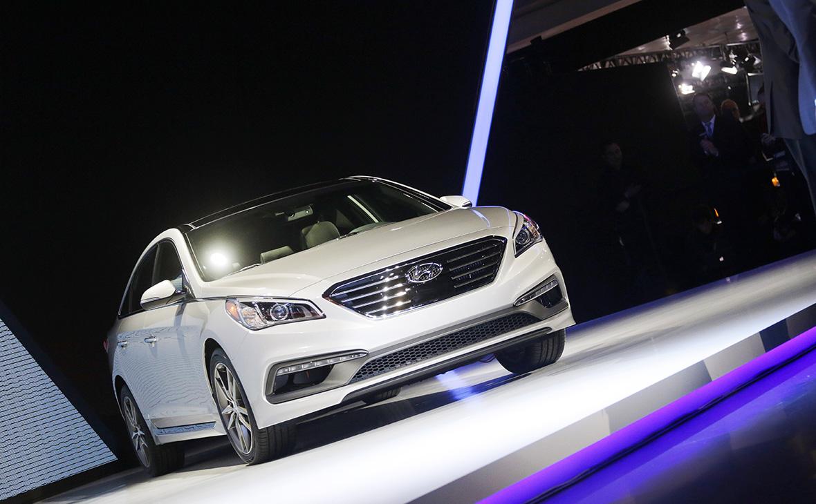Hyundai вернула в Россию модель Sonata