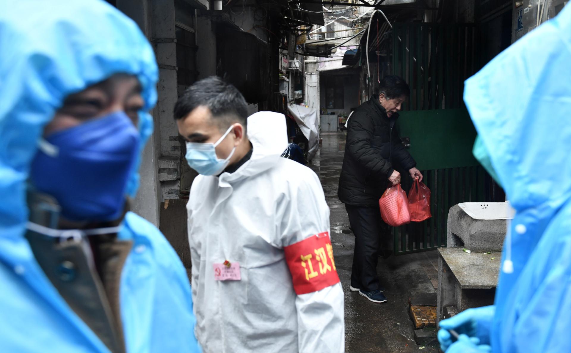 Число вылечившихся от коронавируса в Китае превысило 41 тыс. человек