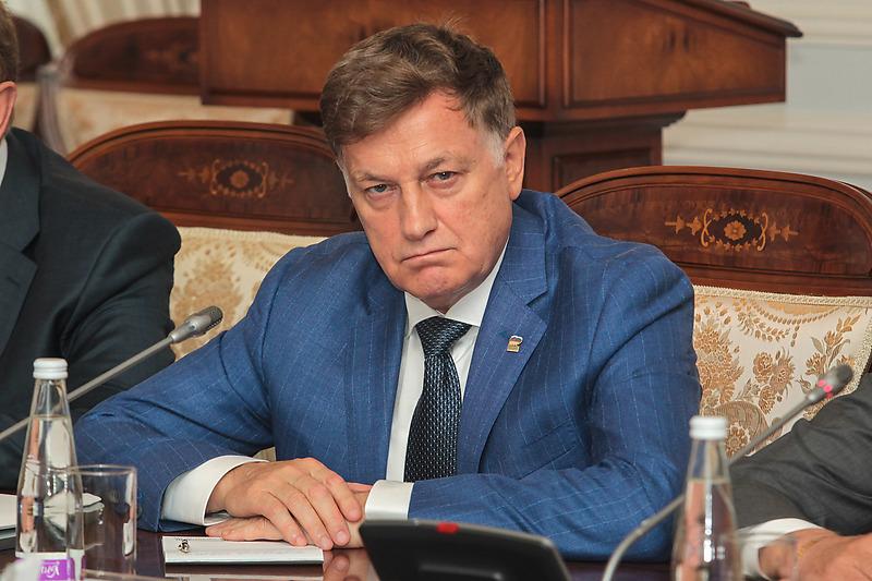 В Петербурге остановлен скандально известный строительный проект