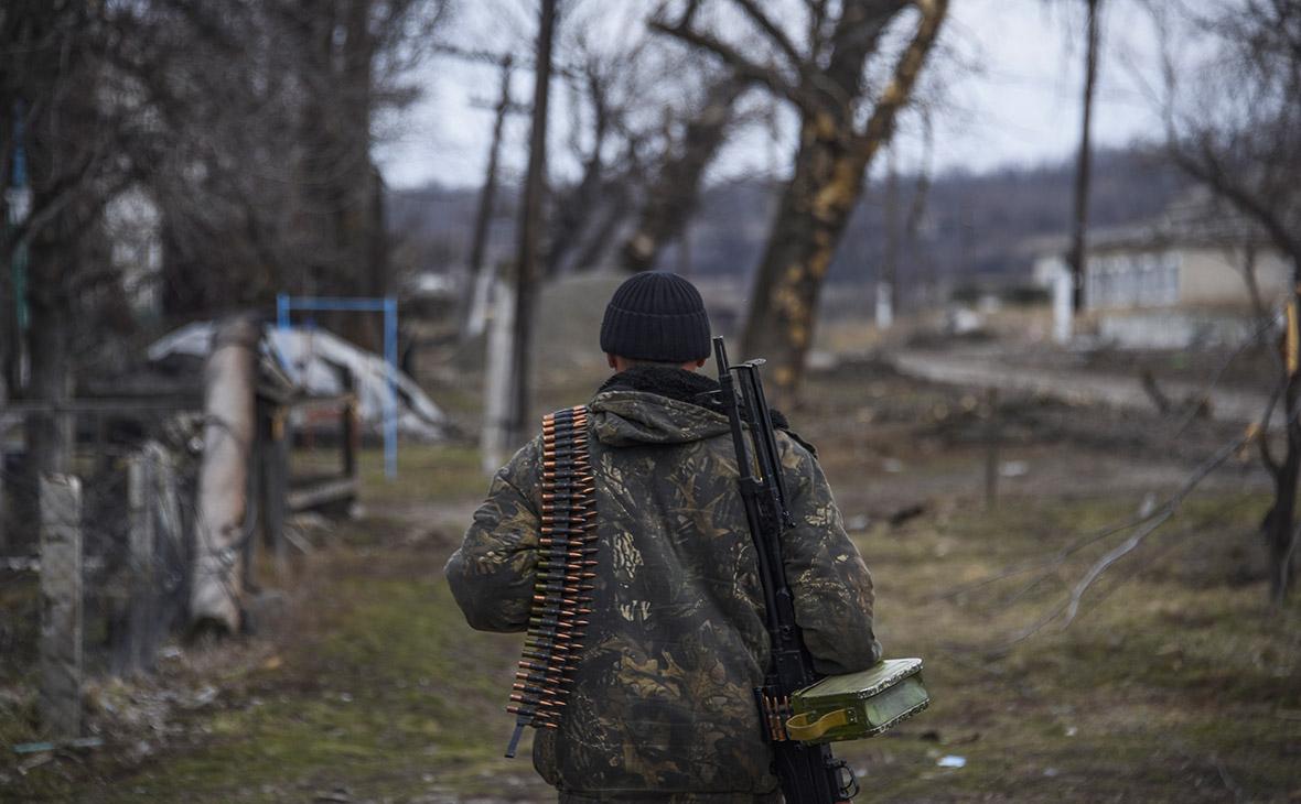 Би-би-си узнала о пленении российского разведчика под Луганском