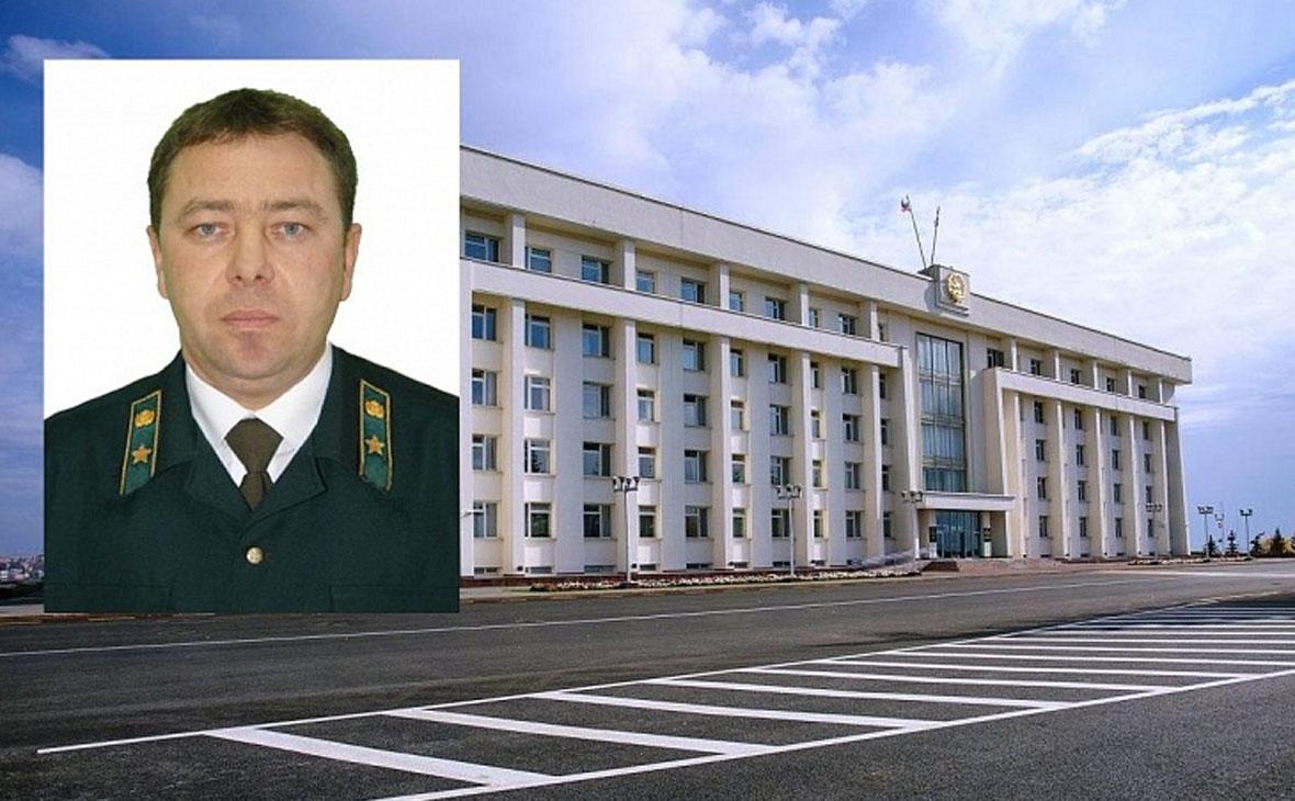 Министром лесного хозяйства Башкирии стал Марат Шарафутдинов