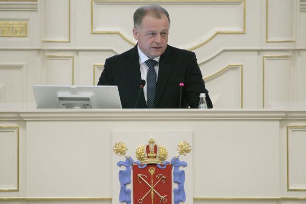 Депутаты назвали нового вице-губернатора Петербурга «обнять и плакать»