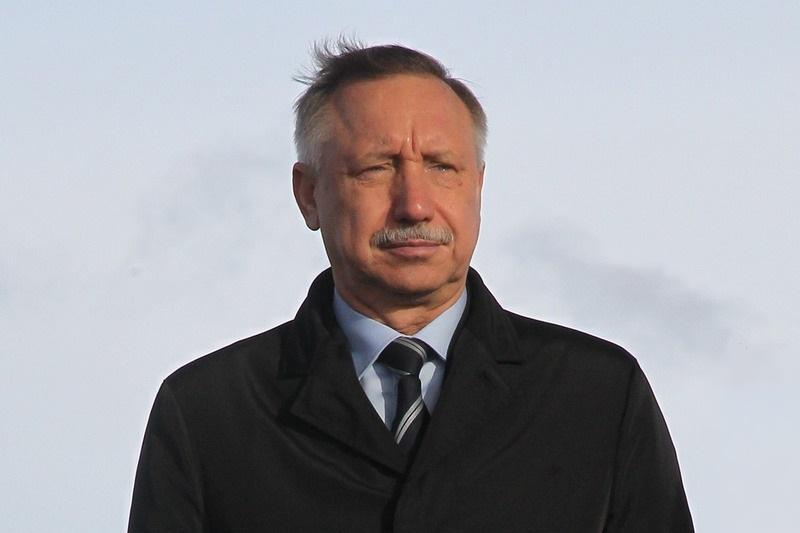 Беглов предлагает изменить закон о митингах в Петербурге