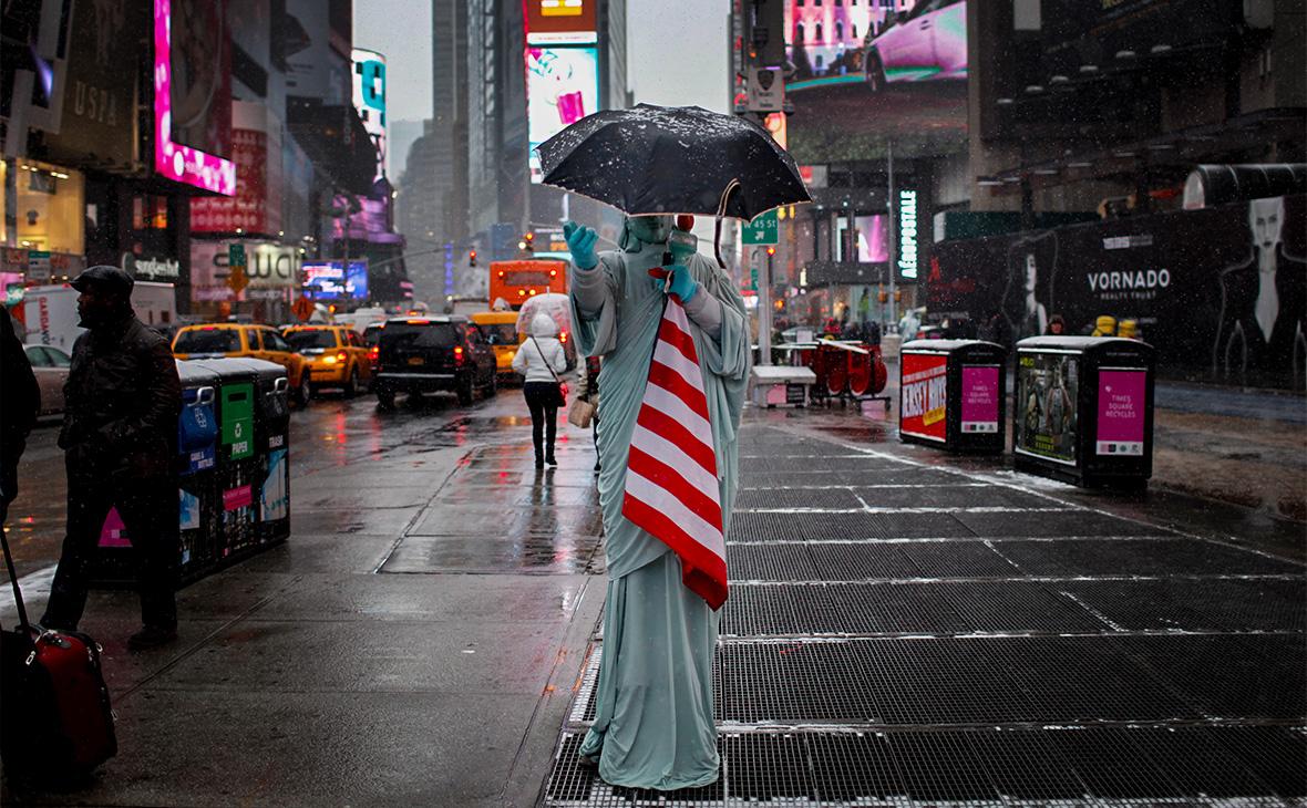 Moody's предсказало ослабление финансовой мощи США