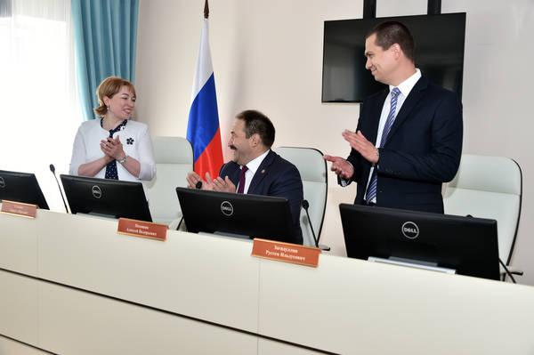 Лариса Глухова покинула пост министра юстиции Татарстана