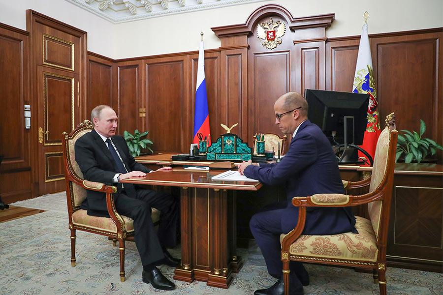 Ссылка с повышением: почему Путин назначил Бречалова главой Удмуртии