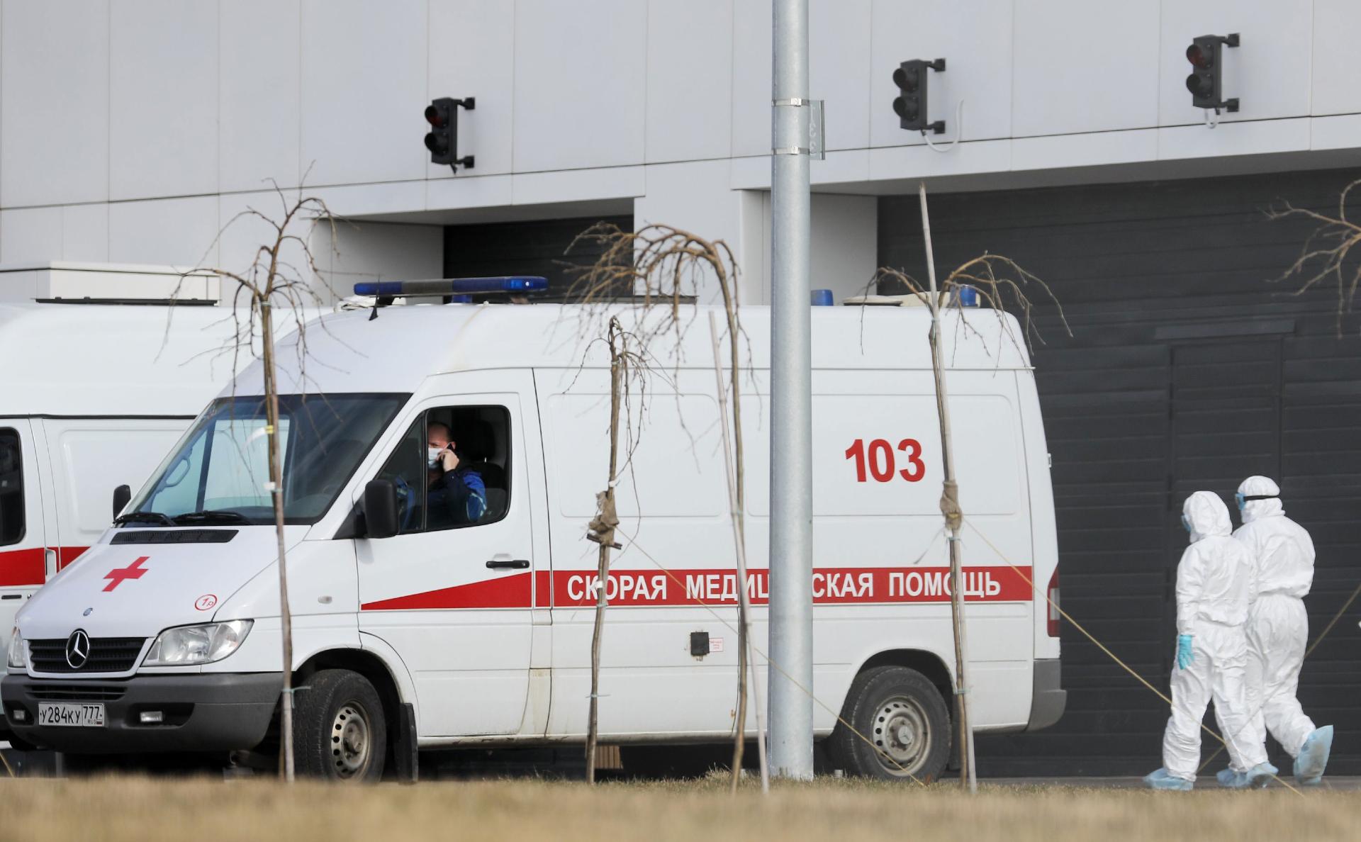 В Москве умерли еще два заразившихся коронавирусом пациента