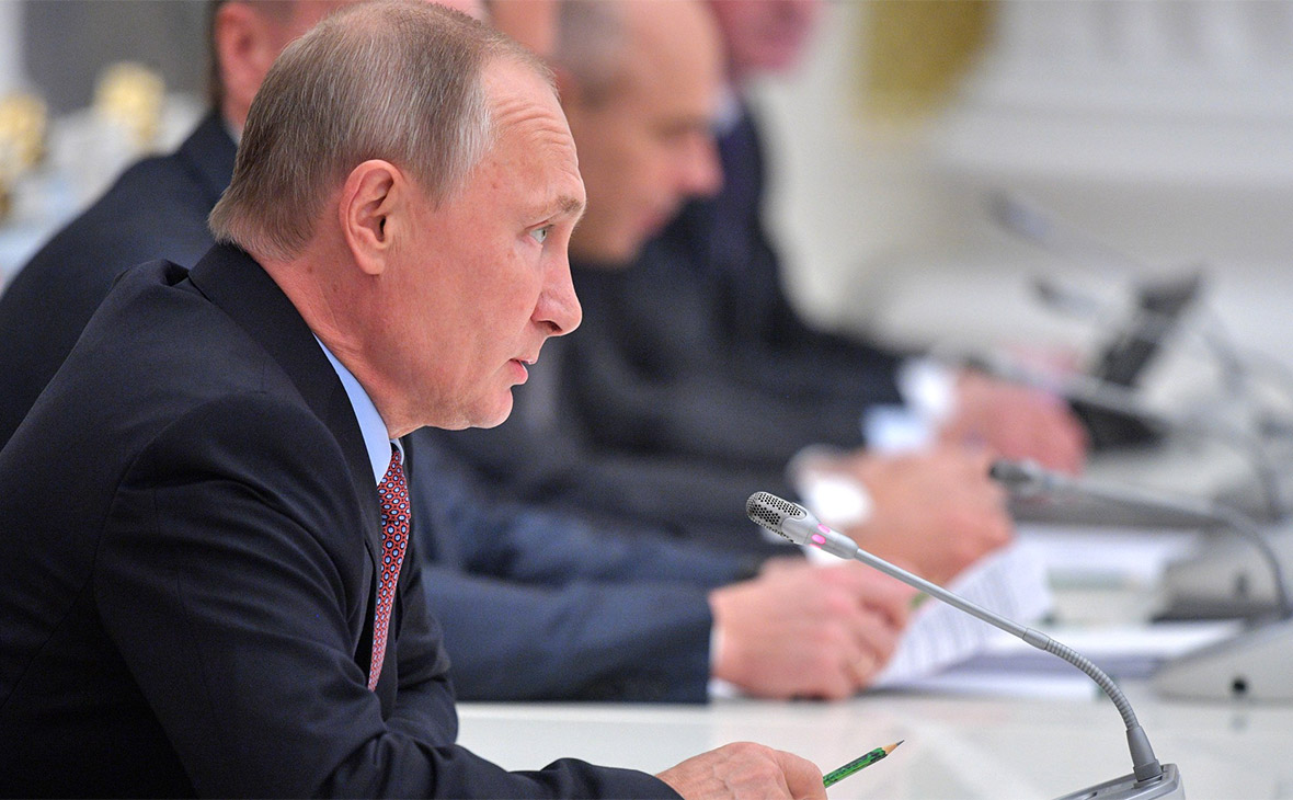 Участники встречи крупного бизнеса с Путиным назвали ее главный мотив
