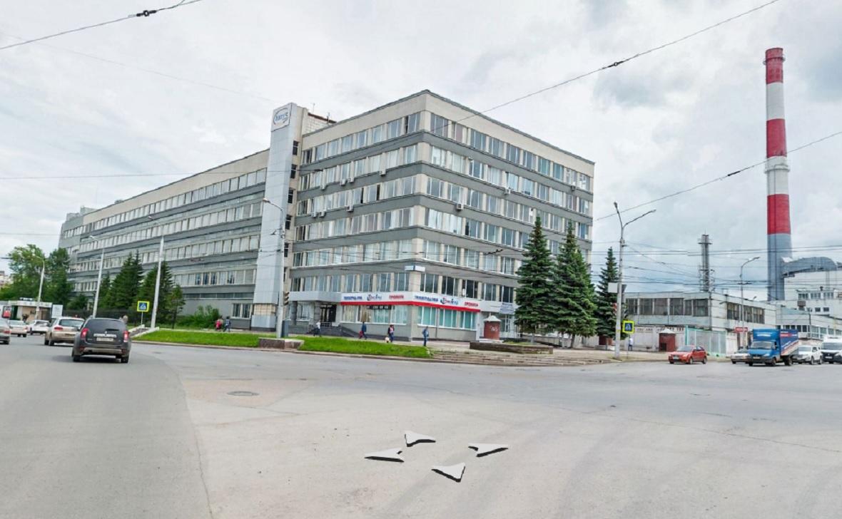 К застройке территории кондитерской фабрики в Уфе привлекли «Талан»