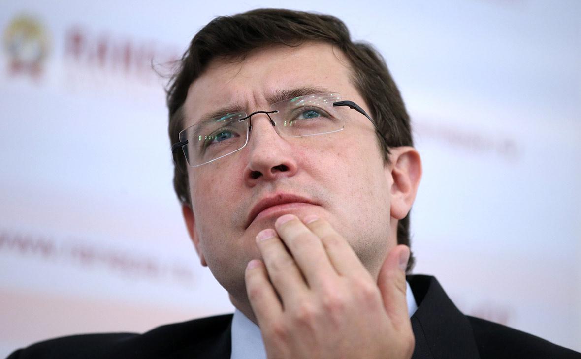 Глеб Никитин стал основным кандидатом на пост главы Нижегородской области