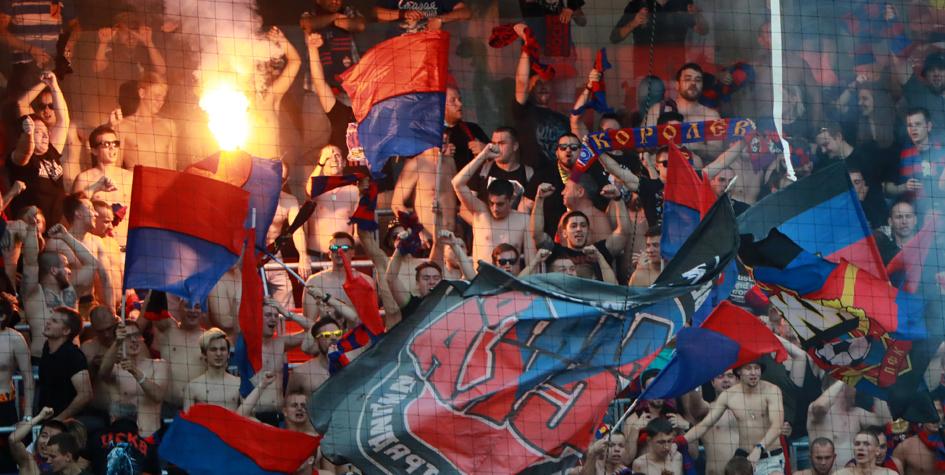 Семи фанатам ЦСКА после дерби запретили посещение футбольных матчей