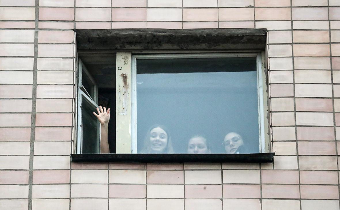 В Петербурге под карантин из-за коронавируса поместили 700 студентов вуза
