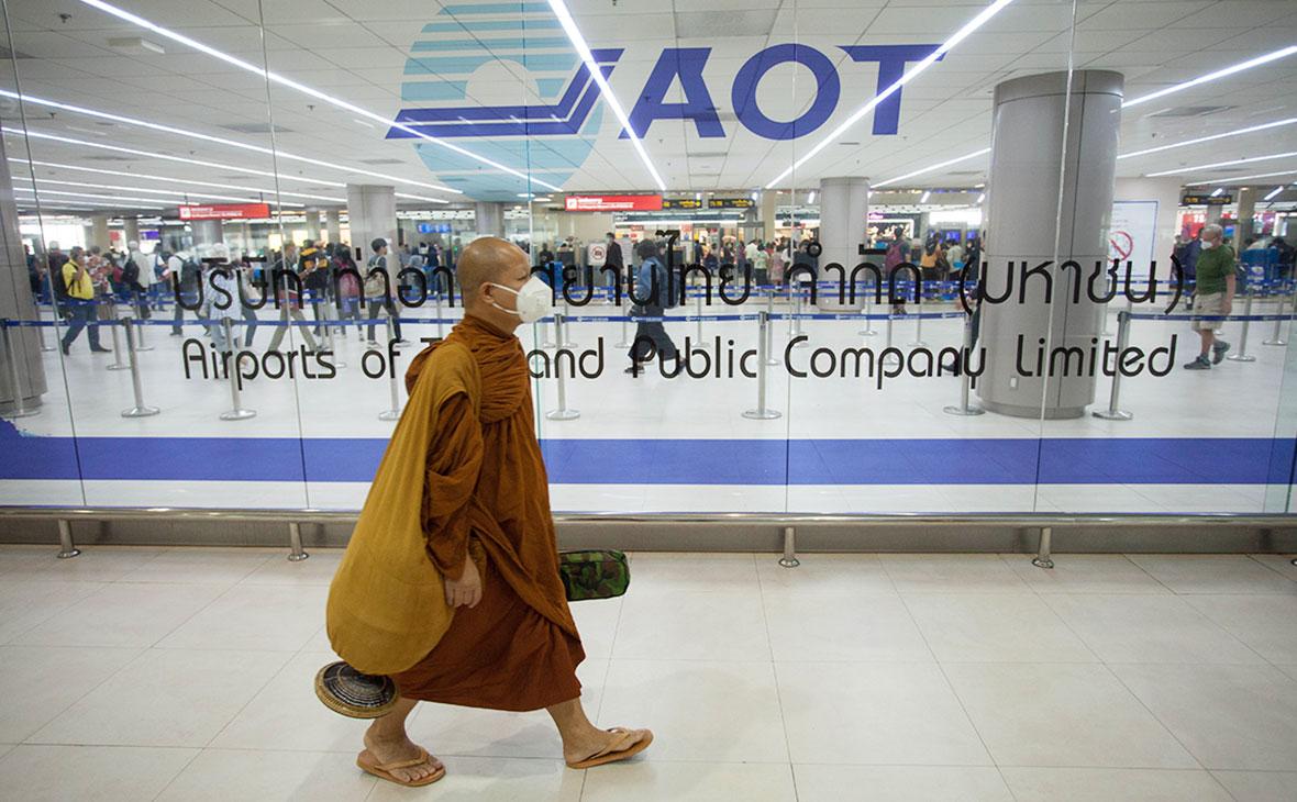 Власти Таиланда допустили снижение турпотока на 6 млн из-за коронавируса