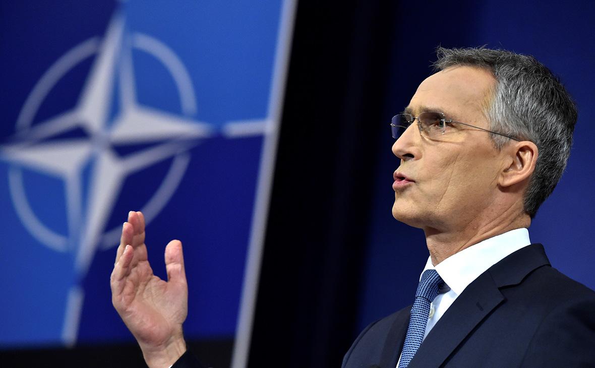 В НАТО извинились перед Турцией за «вражеский плакат» с Ататюрком