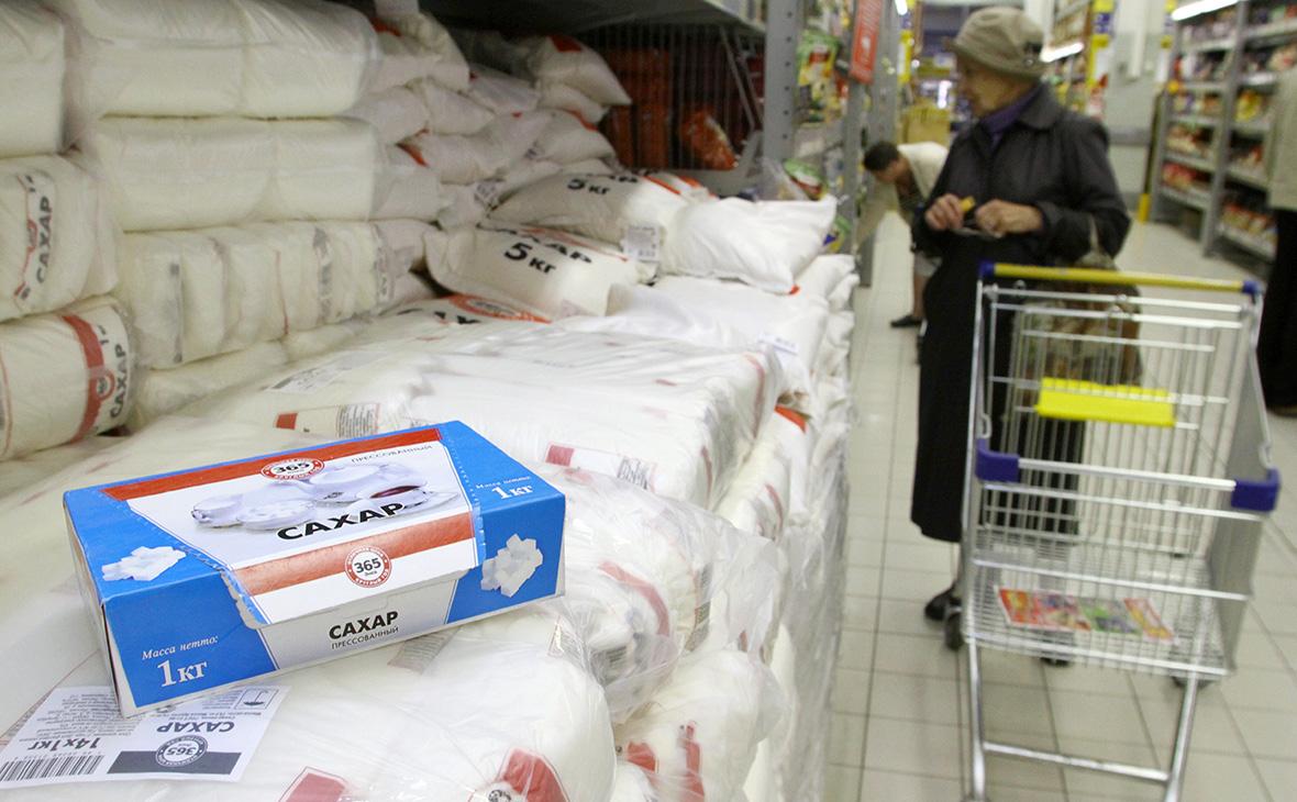 Минск начал регулировать цены на сахар на фоне роста импорта из России