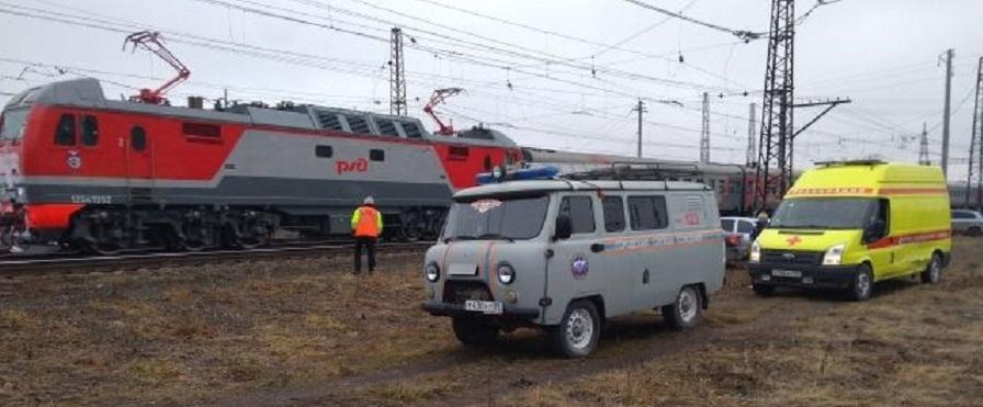 В Прикамье из-за угрозы минирования остановили поезд