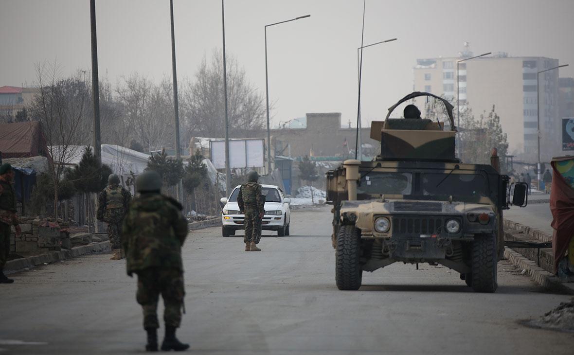 Вооруженные боевики напали на Intercontinental Hotel в Кабуле