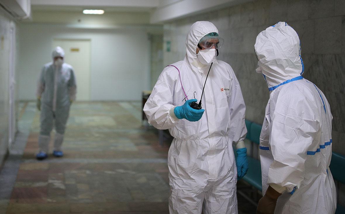 В Москве за сутки выявили 1416 новых зараженных коронавирусом