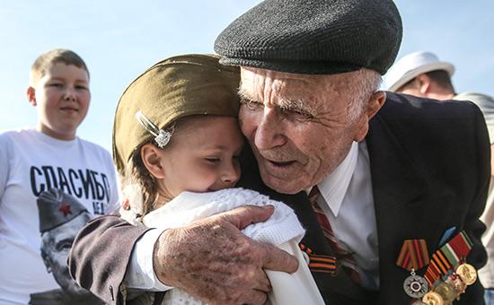 День Победы — самый живой, самый искренний праздник