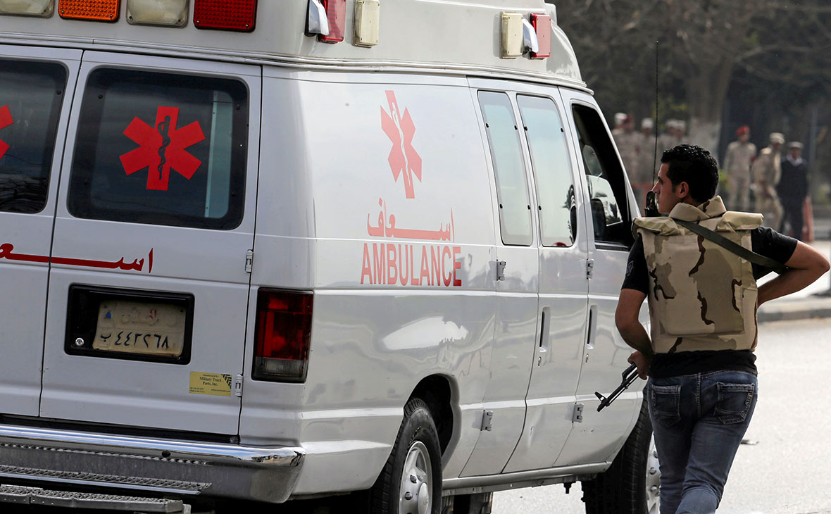 При вооруженном нападении на отель в Хургаде пострадала россиянка