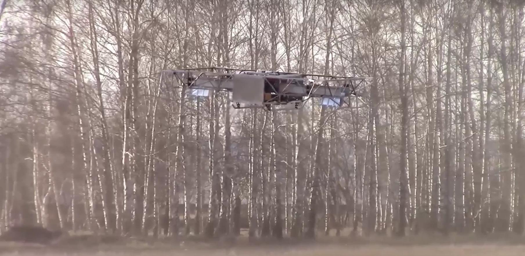 Тяжелый беспилотник из Татарстана впервые представят на форуме в Москве