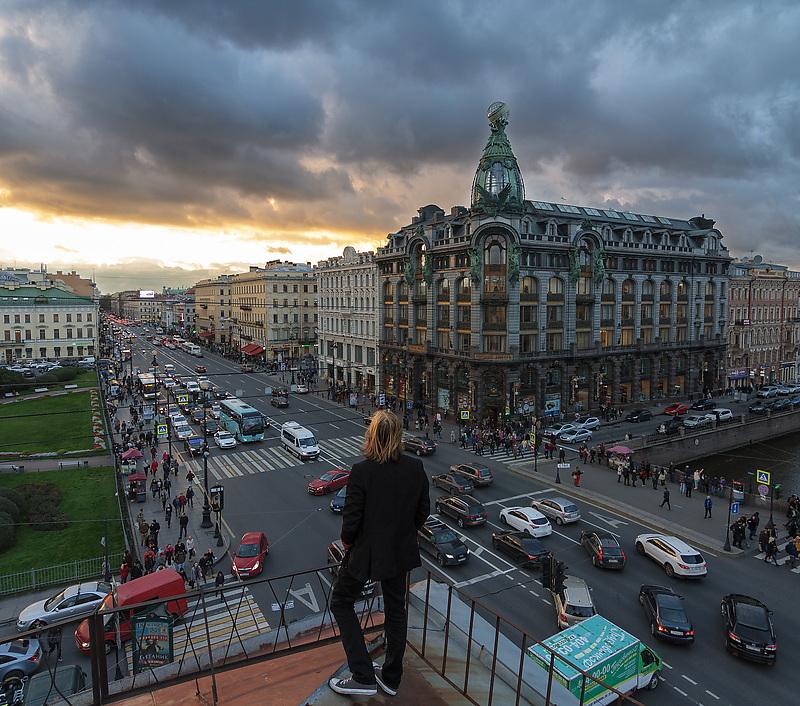 В Петербурге готовят массовую «зачистку» крыш