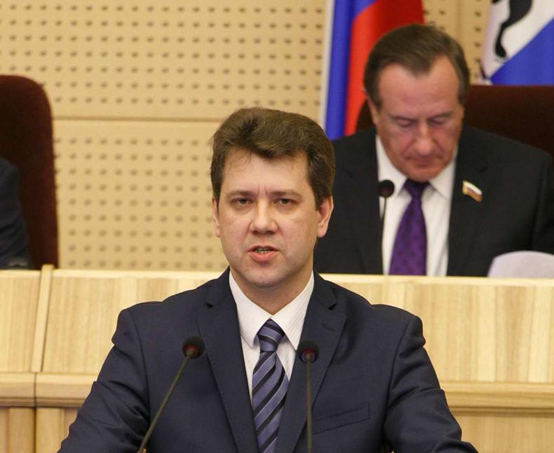 Городецкого удивила тема «украденного» у Новосибирска НДФЛ