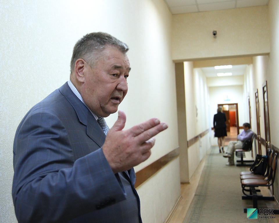 Экс-сенатора Вагиза Мингазова требуют привлечь к ответу за долги «Вамина»
