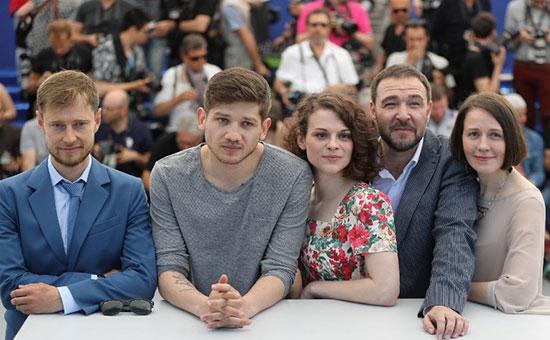 Российский режиссер получил награду на кинофестивале в Каннах
