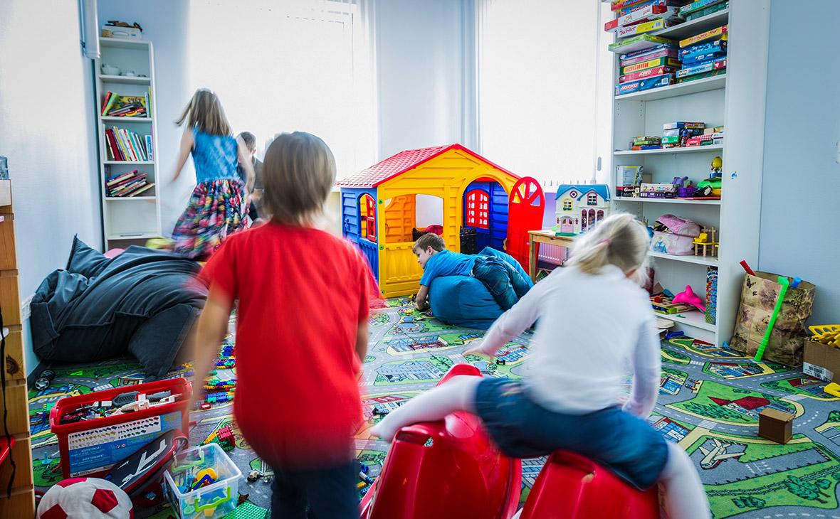 Офис семейного типа: какой эффект дают корпоративные детские сады