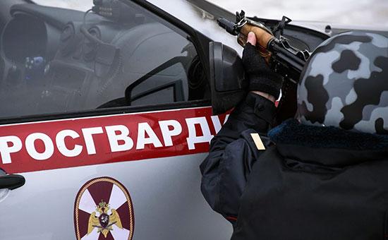 СМИ сообщили онападении боевиков навоинскую часть Росгвардии вЧечне