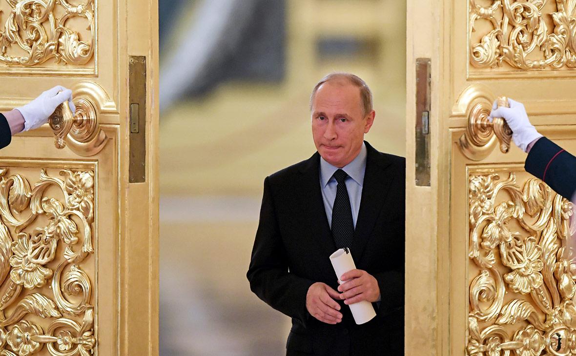 «Ведомости» узнали о предложении Путину отказаться от налоговой реформы