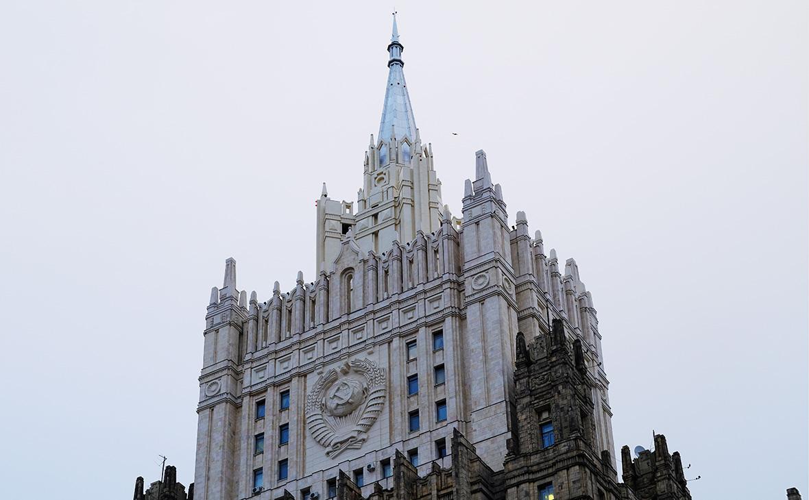 МИД потребовал «нормальных условий» для возврата наблюдателей в Донбасс