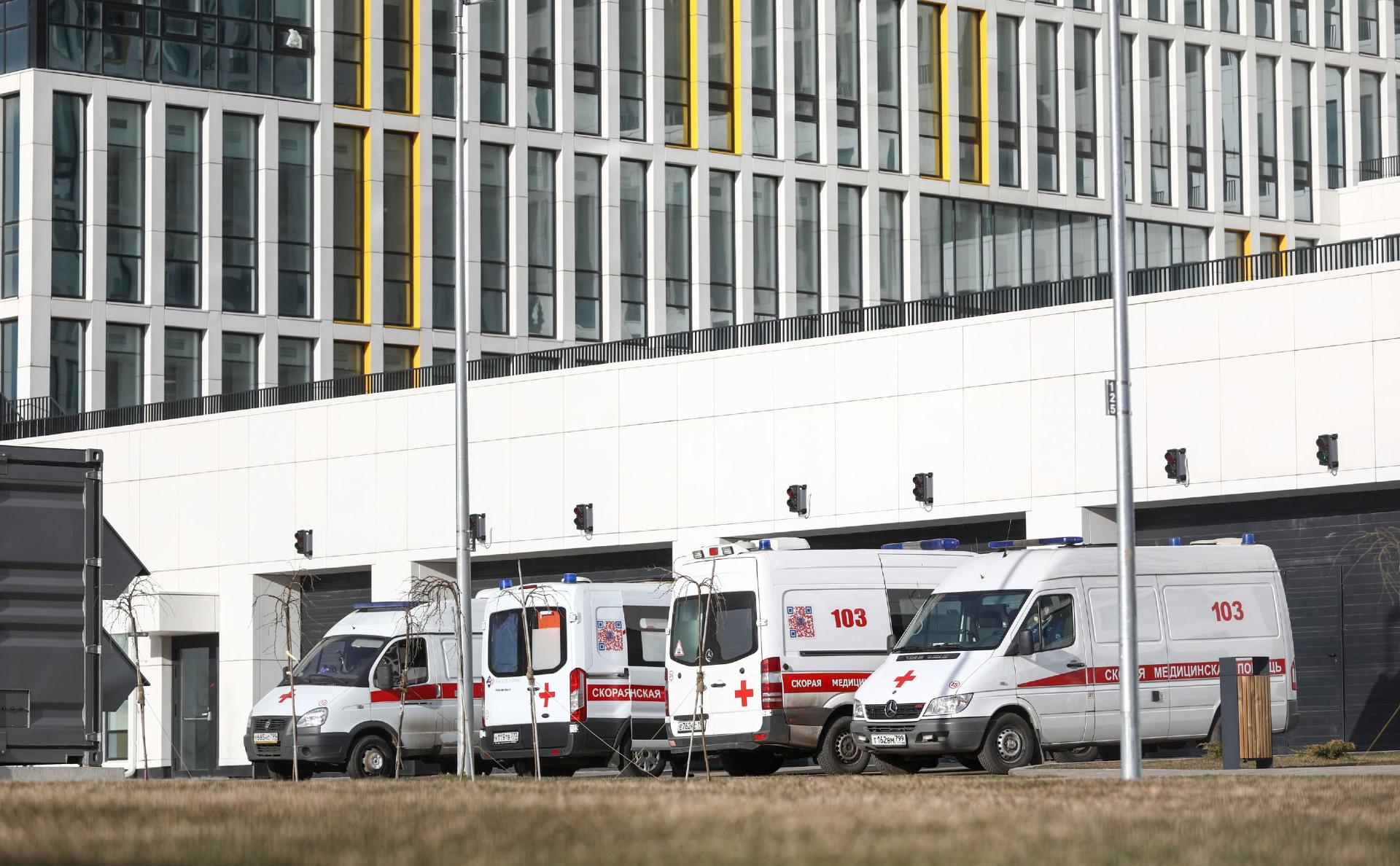 В России выявили рекордное число умерших от коронавируса за сутки