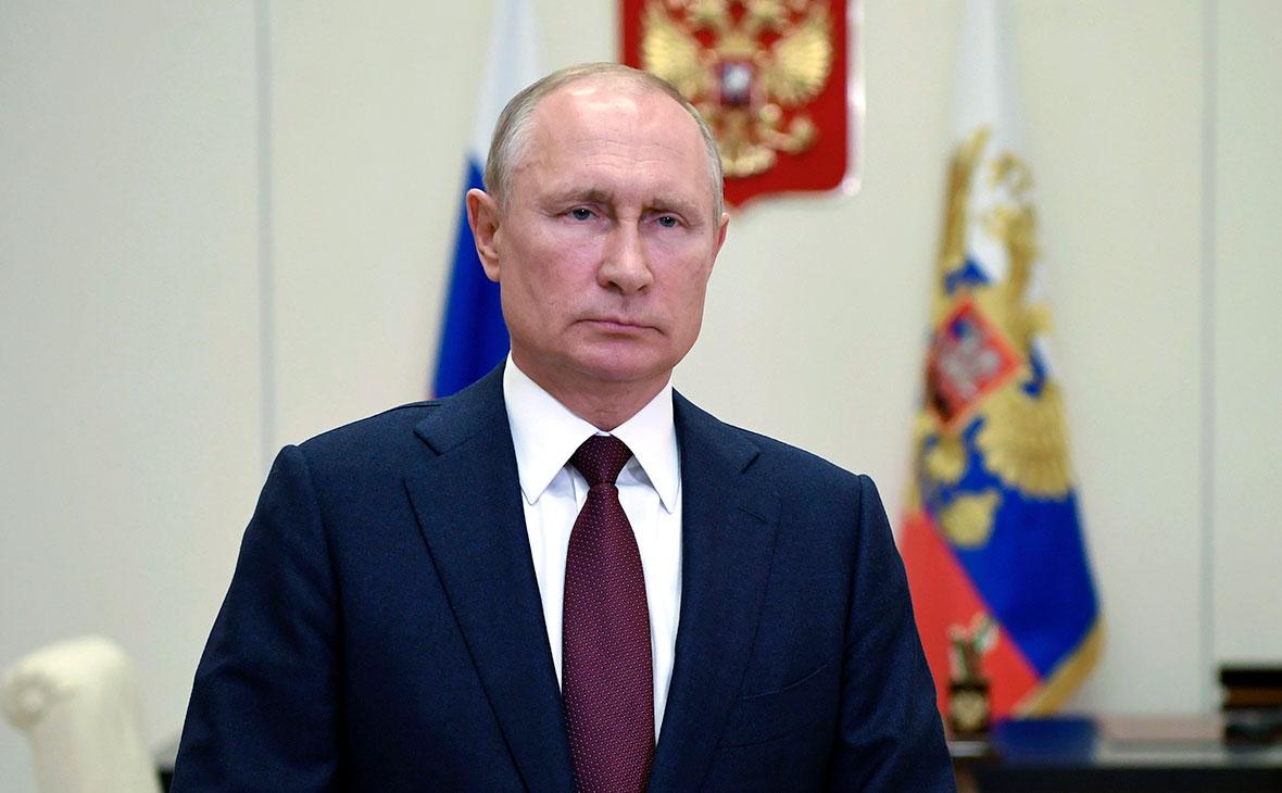 В Кремле обсудили возможность обращения Путина к нации после плебисцита