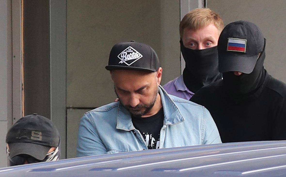 Серебренников назвал обвинения в свой адрес абсурдом