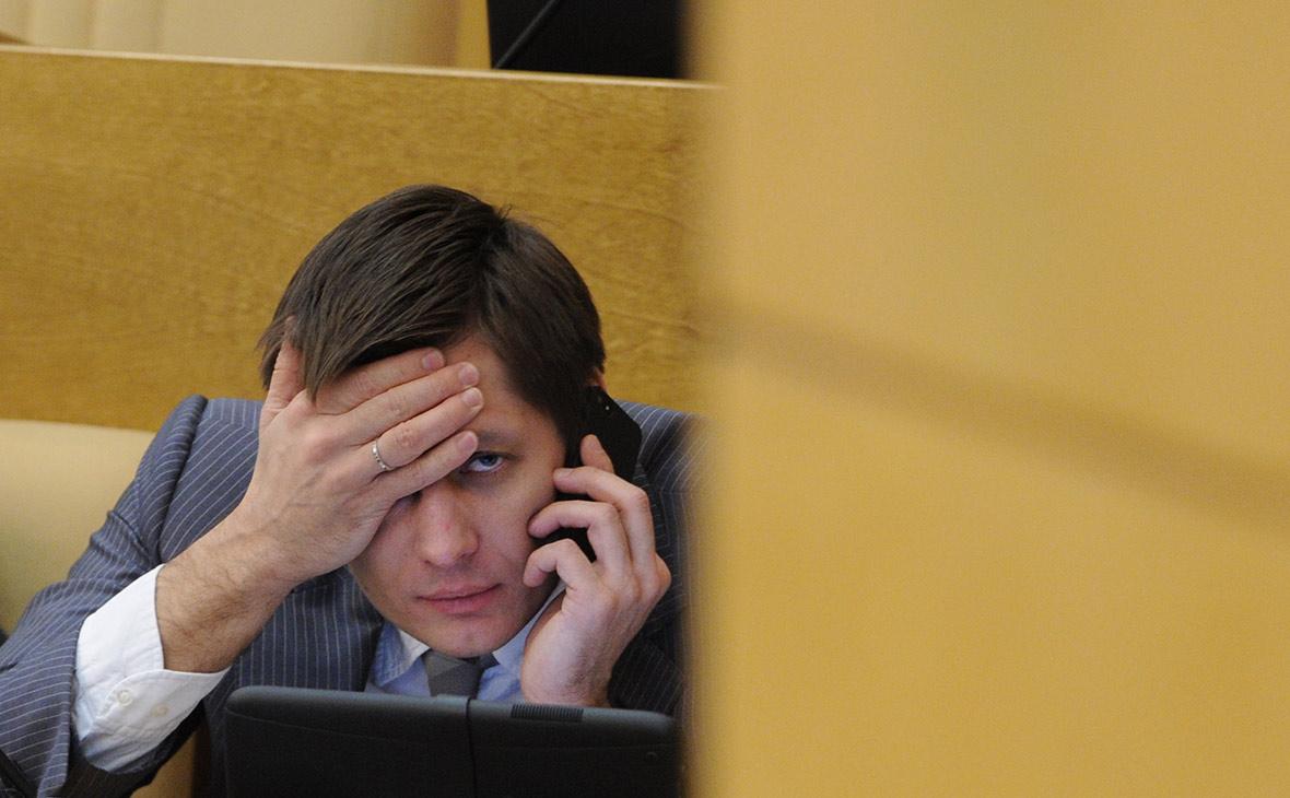 На Гудкова завели дело за нарушения при интернет-агитации в Москве