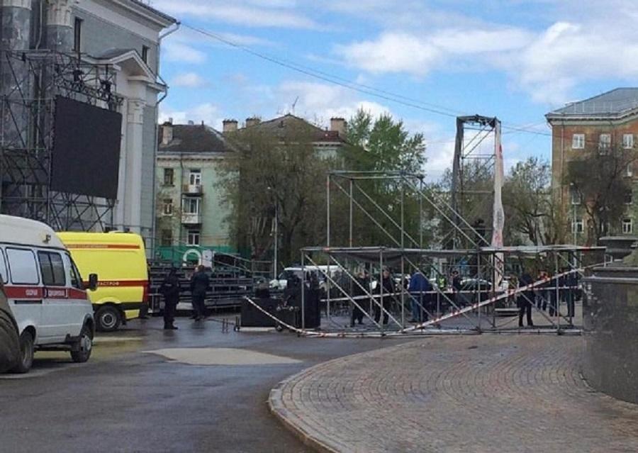 Суд по делу «Фестиваля хоров» в Перми прошел в закрытом для СМИ режиме
