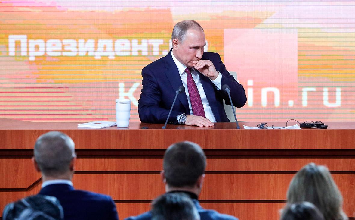 Прощение от Путина: кому президент предложил списать долги по налогам