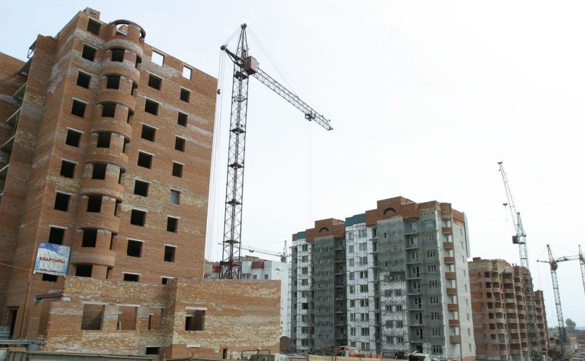 Строители Башкирии за первое полугодие заработали 1,7 млрд прибыли