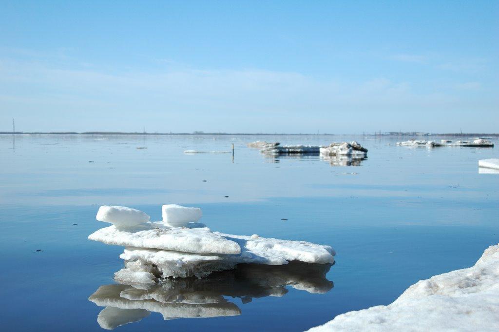 Ученые прогнозируют раннюю весну и обильный паводок в Татарстане