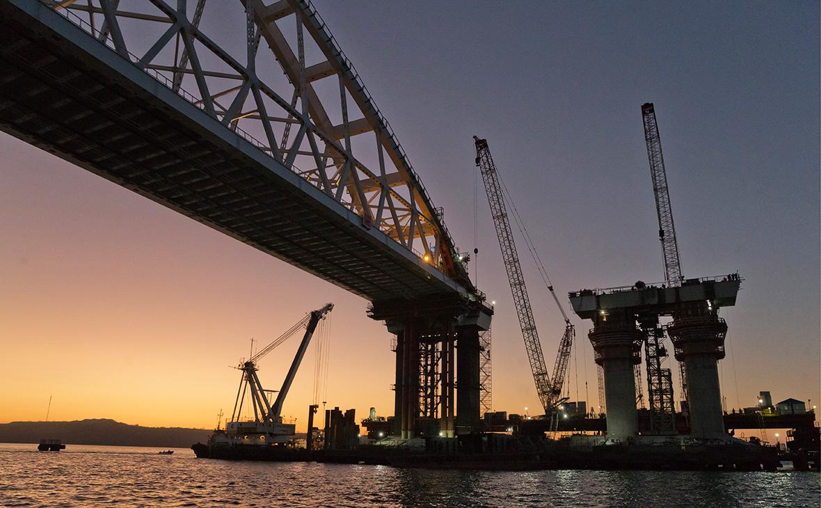 Украина решила судиться с Россией из-за моста в Крым