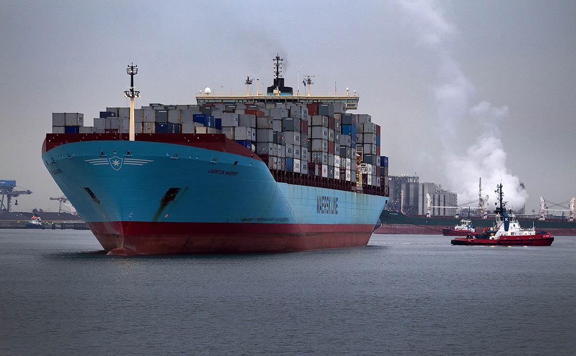 Моряки «Палмали» объявили голодовку в Азове из-за невыплаты зарплаты