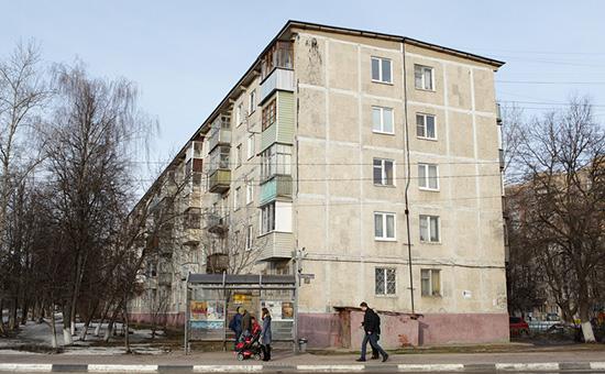Столичные власти определились спервыми сериями пятиэтажек подснос