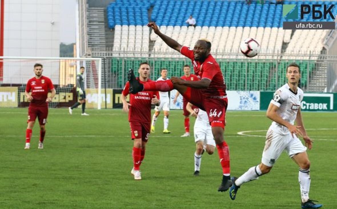 Уфу назвали аутсайдером по посещаемости футбольных матчей