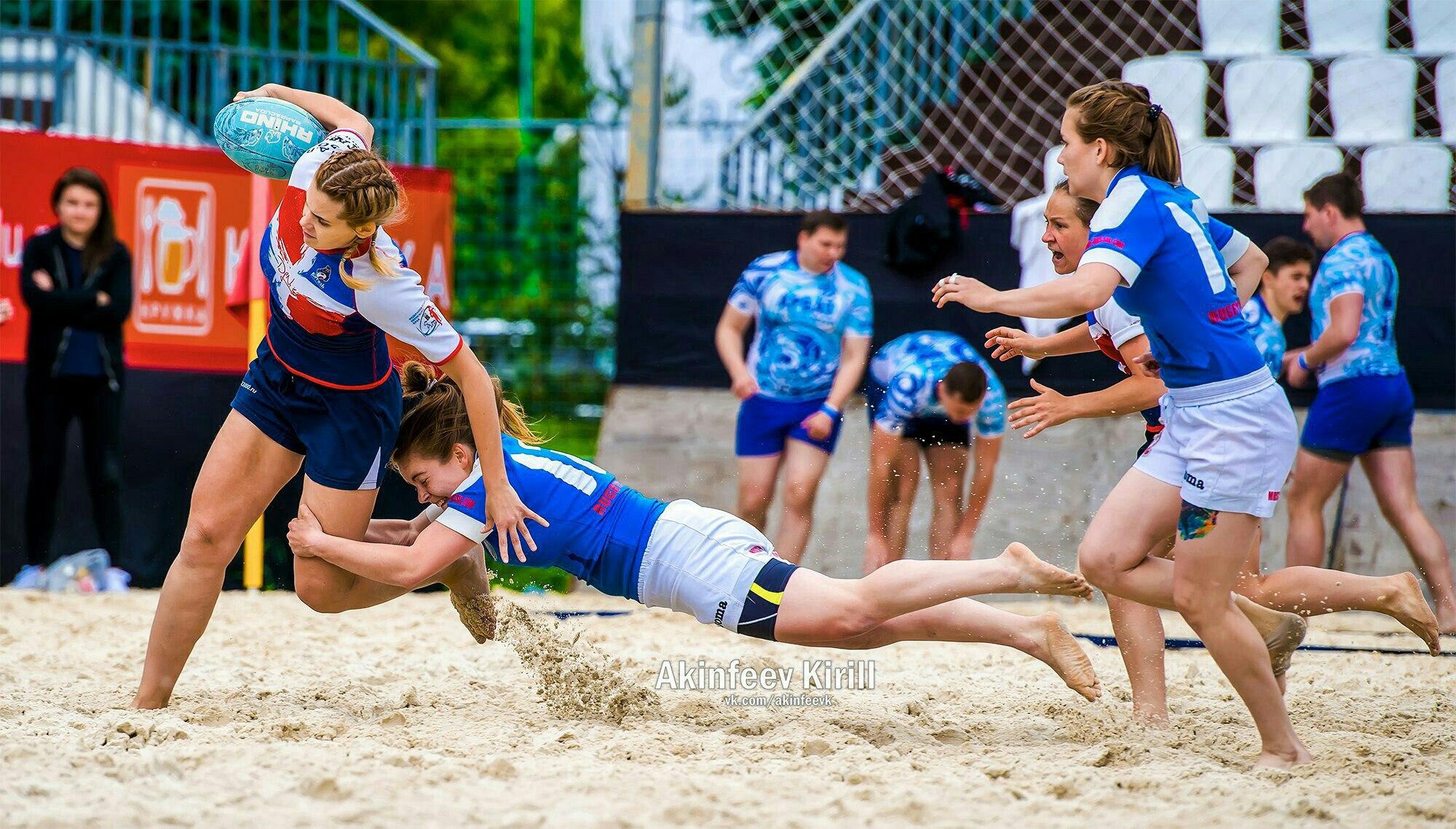 Пермские регбистки вошли в состав сборной России